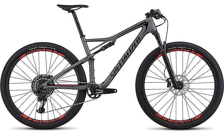 "Specialized Epic Expert 29""2018 - Satin Charcoal"