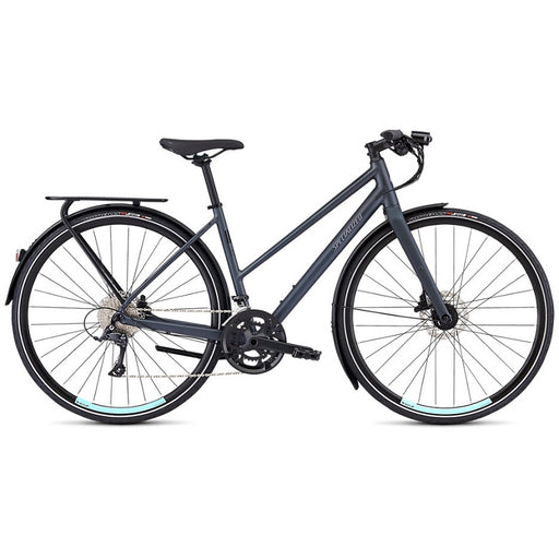 Specialized Sirrus Sport EQ ST Citybike 2020 - Black Top LTD