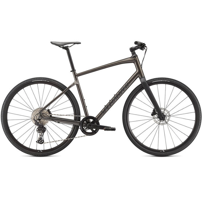Specialized Sirrus X 4.0 Citybike 2021 - Gloss Smoke