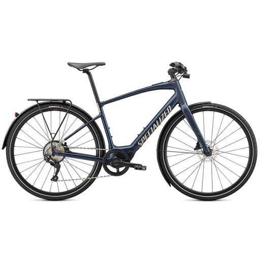 Specialized Turbo Vado SL 4.0 EQ 2020 Elcykel - Navy