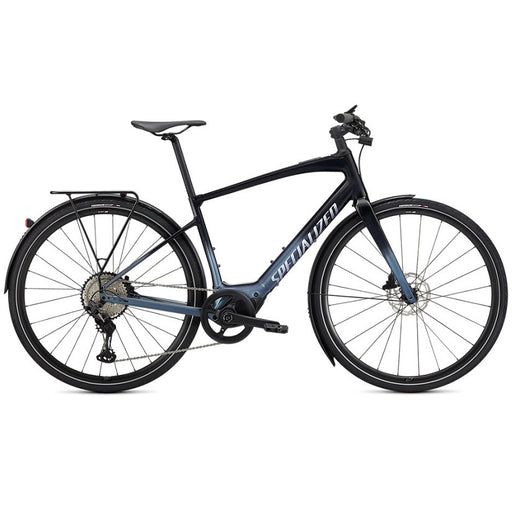 Specialized Turbo Vado SL 5.0 EQ 2020 Elcykel - Tarmac Black