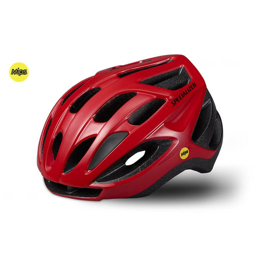 Specialized Align Cykelhjelm - Mips - Gloss Red