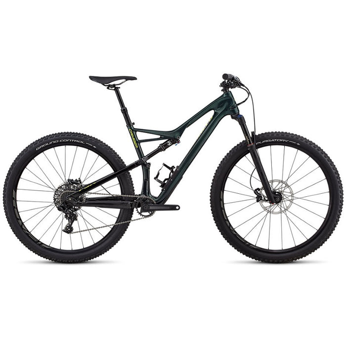 "Specialized Camber Comp Carbon 1X 29"" 2018 - Gloss Green"