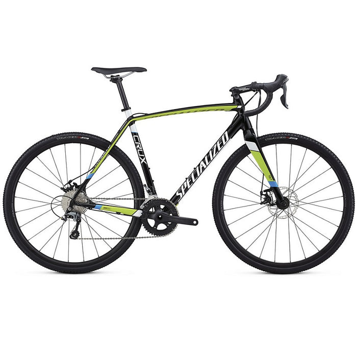 Specialized Crux E5 Crosscykel 2018 - Tarmac Black / Hyper