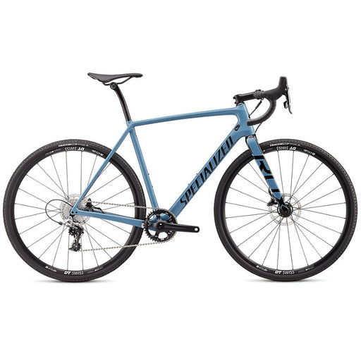 Specialized Crux Elite Crosscykel 2020 - Gloss Storm Grey