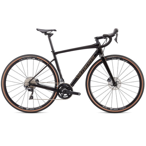Specialized Diverge Comp Carbon 2020 Gravelbike - Gloss Carbon