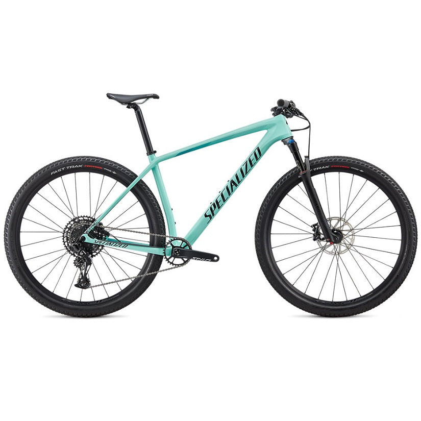 Specialized Epic Hardtail Comp 2020 MTB - Gloss Mint | Mountainbikes