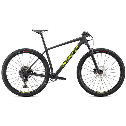 Specialized Epic Hardtail Comp 2020 MTB - Satin Carbon