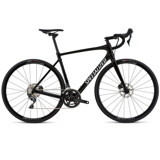 Specialized Roubaix Comp 2018 Racercykel - Gloss Tarmac Black