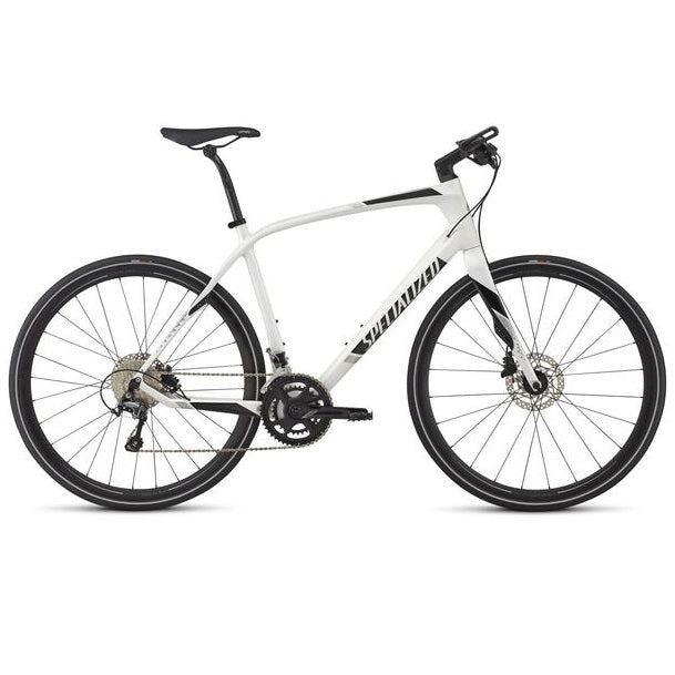 Specialized Sirrus Comp Carbon 2017 herre citybike