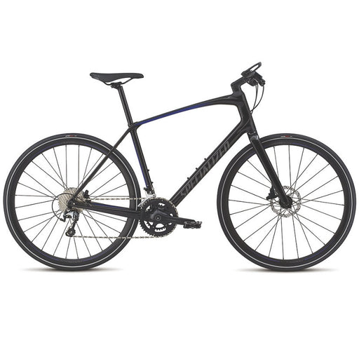 Specialized Sirrus Elite Carbon 2018 Sort