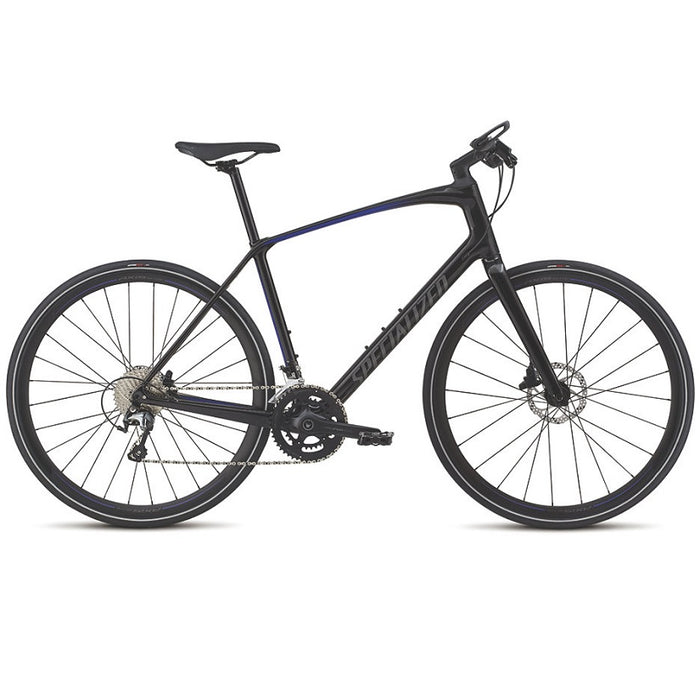 Specialized Sirrus Elite Carbon 2018 citybike