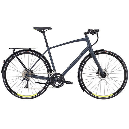 Specialized Sirrus Sport EQ 2020 Citybike - Black Top LTD