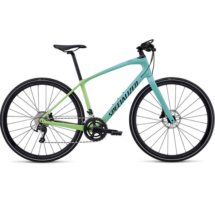 Specialized Sirrus Wmn Expert Carbon Disc 2018 citybike