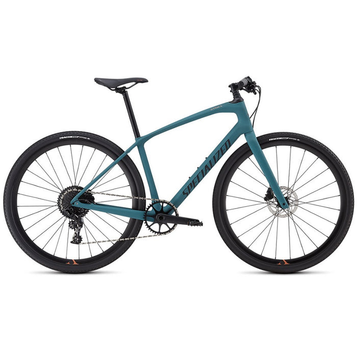 Specialized Sirrus Women X Comp Carbon 2019 dame citybike