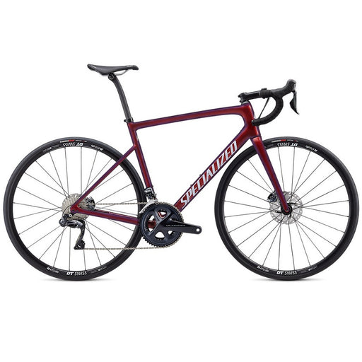 Specialized Tarmac Comp Disc Di2 2020 Racercykel - Gloss Cast Berry