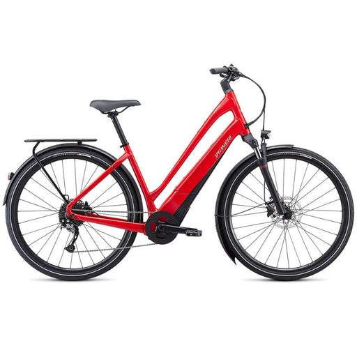 Specialized Turbo Como 3.0 Dame Elcykel 2020 - Flo Red W