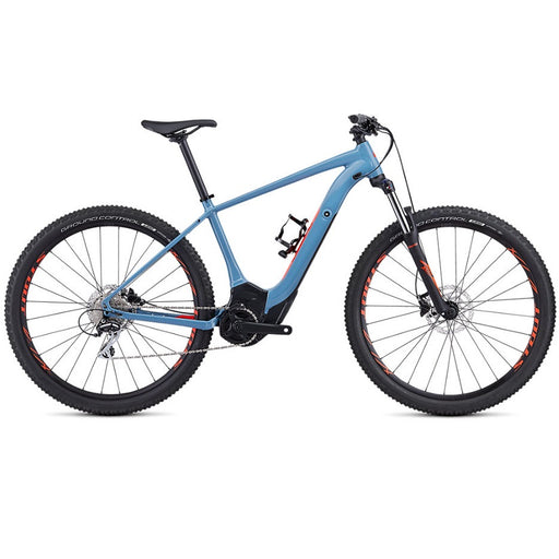 Specialized Turbo Levo HT MTB 2019 - Elcykel - Storm Grey