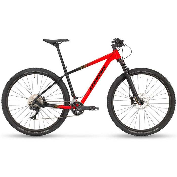 Stevens Applebee 29 MTB 2021 - Hot Pepper Red
