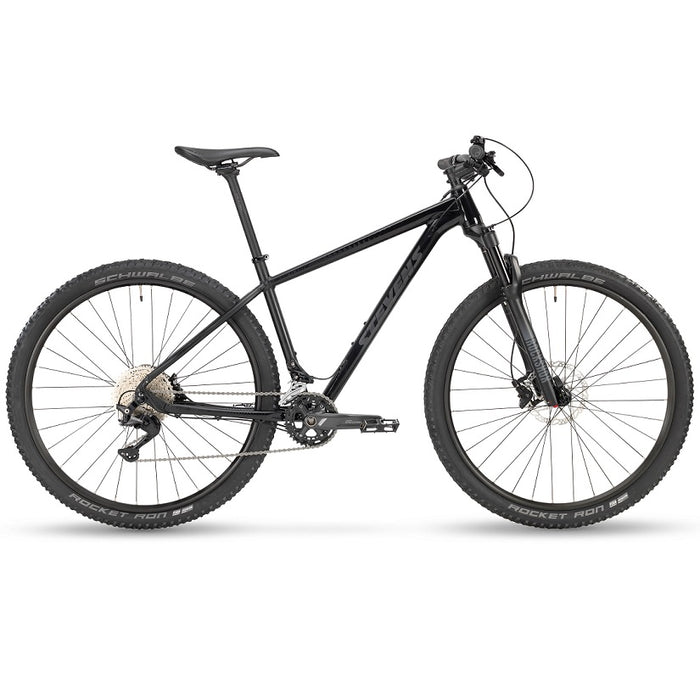 Stevens Devils Trail 29 MTB 2021 - Stealth Black