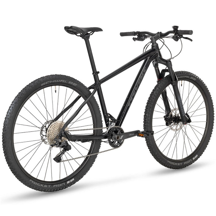 Stevens Devils Trail 29 mountainbike 2021 - Stealth Black