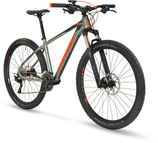"Stevens Devil's Trail 29"" 2017 Olive Green MTB"