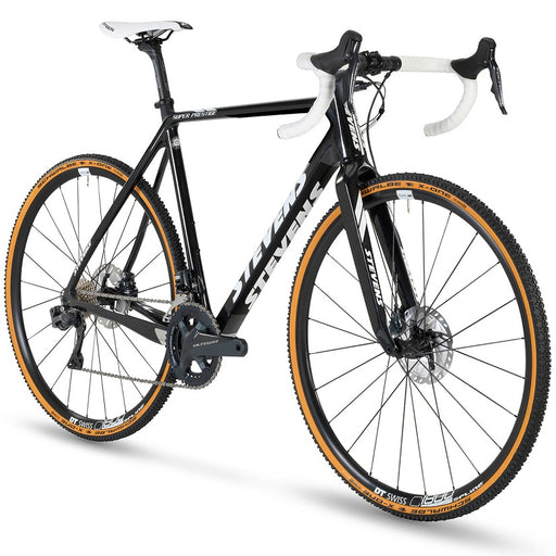 Stevens Super Prestige Di2 2020 Crosscykel - Galaxy Black