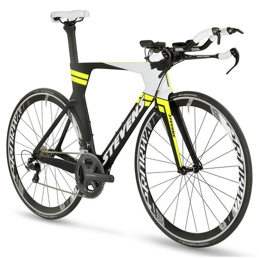 Stevens Super Trofeo 2017 Carbon triathloncykel