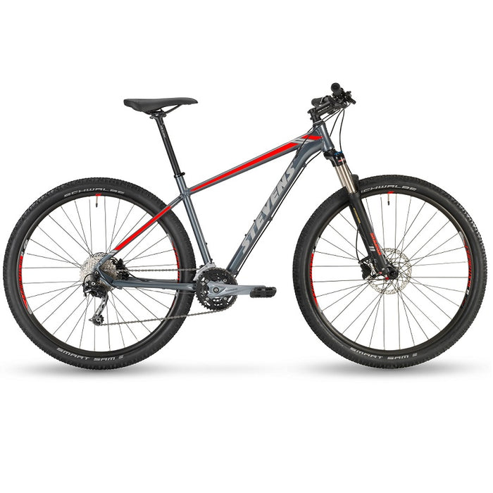 "Stevens Taniwha 29"" Mountainbike 2019 - Foggy Grey"