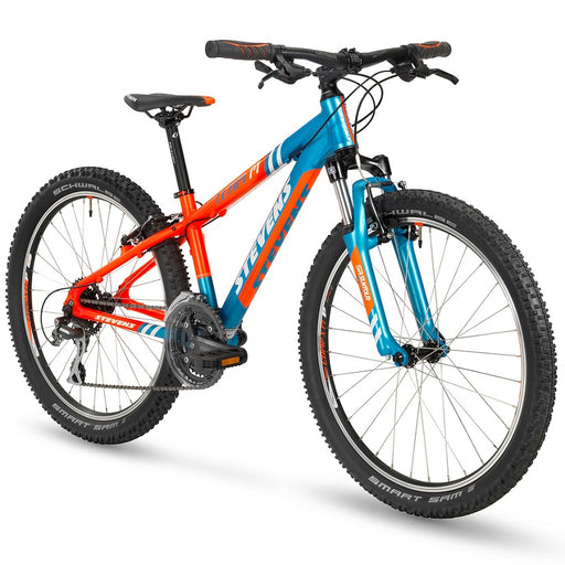Stevens Team M 24 MTB - Børnecykel - Fire Orange