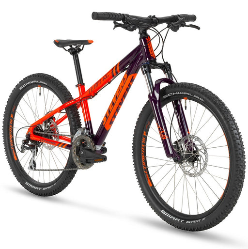 Stevens Team RC 24 MTB - Børnecykel - Fire Orange