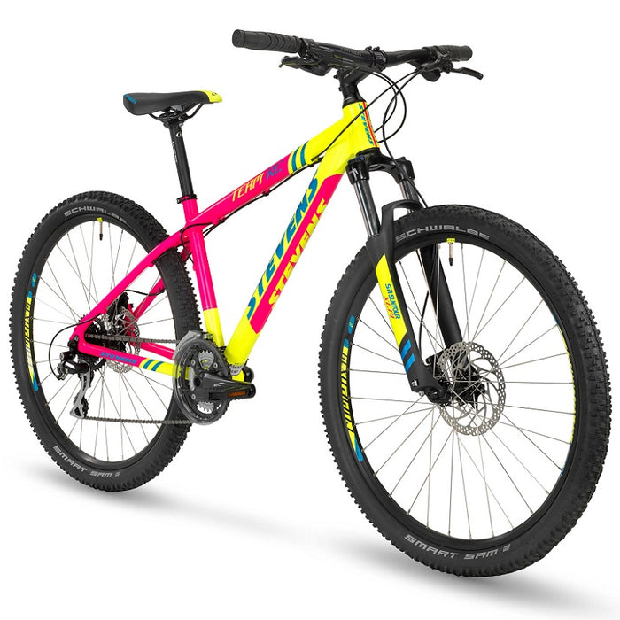 Stevens Team RC 27.5 MTB - Børnecykel - flash pink