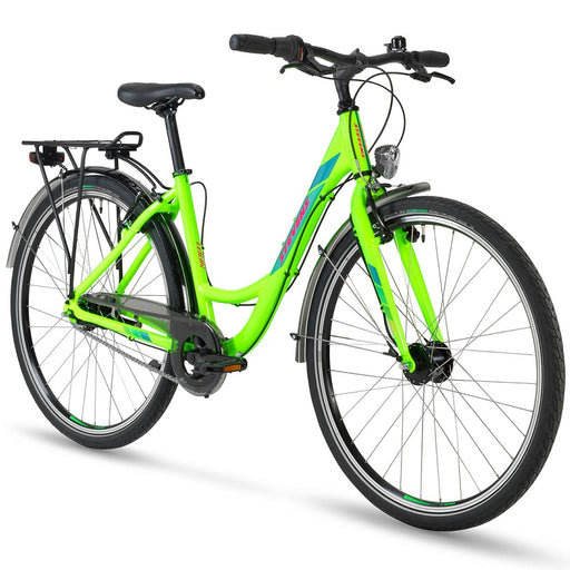 Stevens Tour Nexus Girl 27.5 Flash Green - Pigecykel