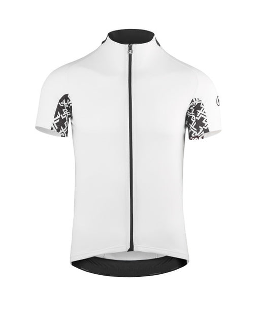 Assos MILLE GT SHORT SLEEVE JERSEY. Holy White.