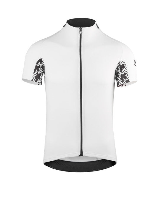 Assos MILLE GT SS cykeltrøje - Holy White