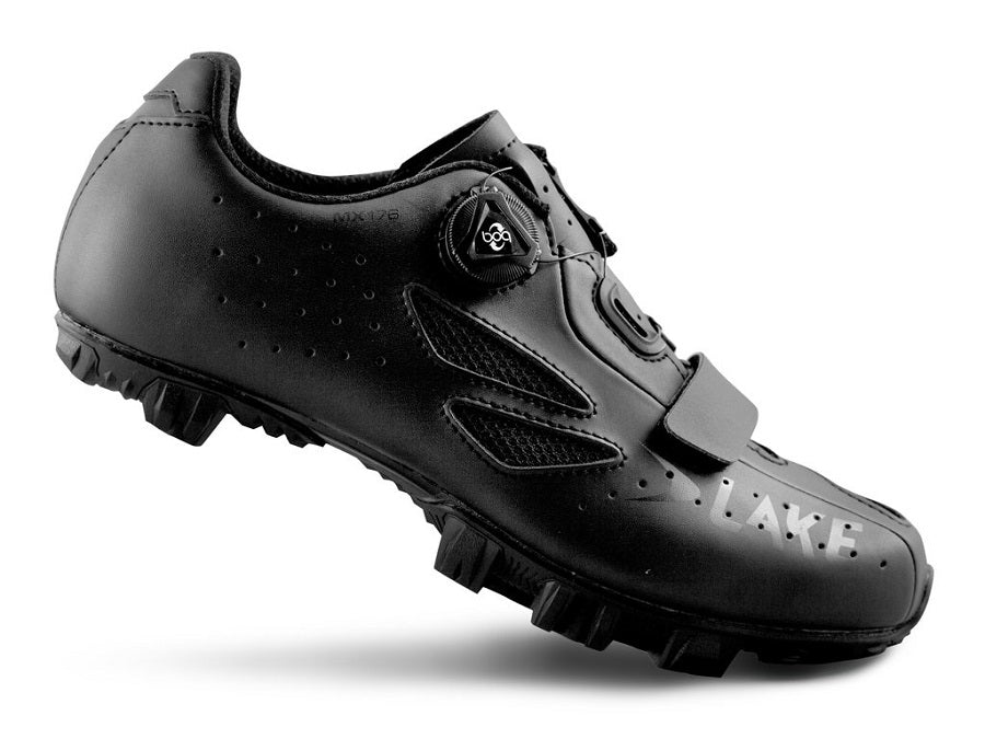 Lake MX176-X WIDE MTB Cykelsko - Bred model | Shoes and overlays