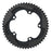 SRAM RED22 53t X-Glide ø130 11 speed klinge Blast black