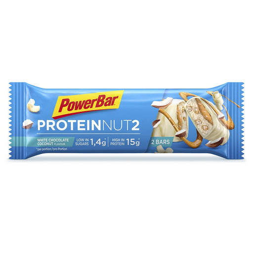 PowerBar Protein Nut2 Proteinbar - White Chocolate Coconut