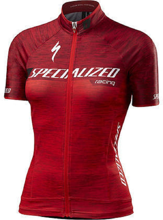 Specialized SL PRO JERSEY SS WMN RED TEAM