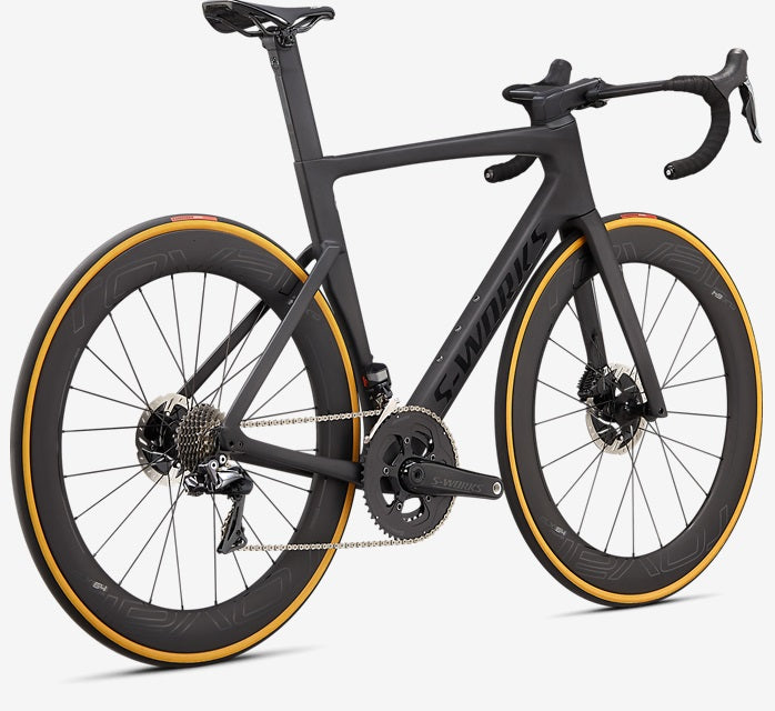 Specialized S-Works Venge 2020 Racercykel - Satin Carbon