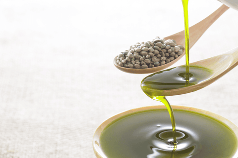 Hemp seed to Hemp seed oil