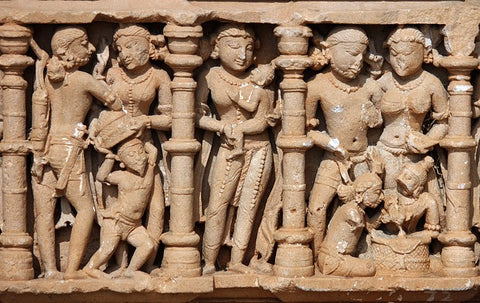 Hemp in India, milk for kings