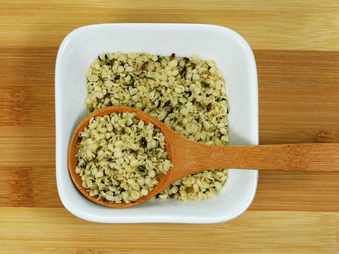 Shelled hemp seeds nz