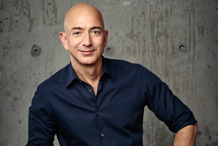 Why is Jeff Bezos an Inspiration for All Shaved Heads?