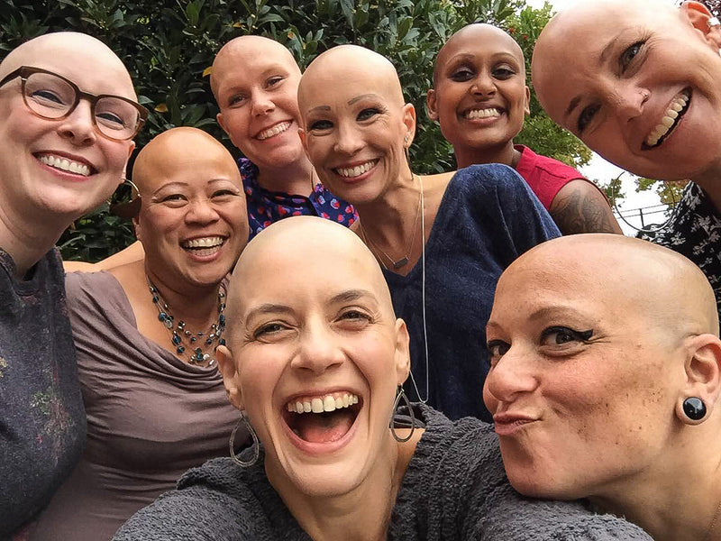 British Girls with Shaved Heads: Exploring the New Trend in Female Fashion