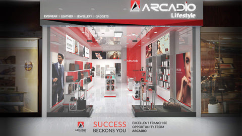 ARCADIO Franchise Catalogue