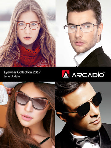 ARCADIO Eyewear Catalogue 2019