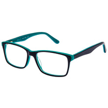 Elegant two tone acetate frame - SF471 - ARCADIO LIFESTYLE