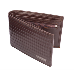 HIGH SPIRITS Bifold Spirit Pattern Leather Wallet - ARW1006