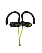 ARCADIO WAVE - Wireless Ear Plug with Mic - Sports Green - ARCADIO LIFESTYLE